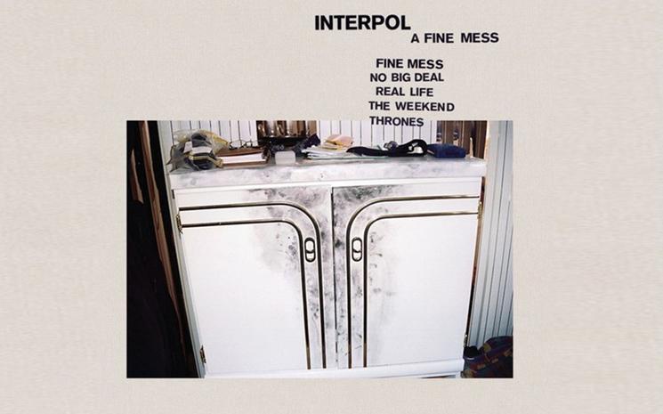 Interpol müzik platformlarındaki yerini aldı.
