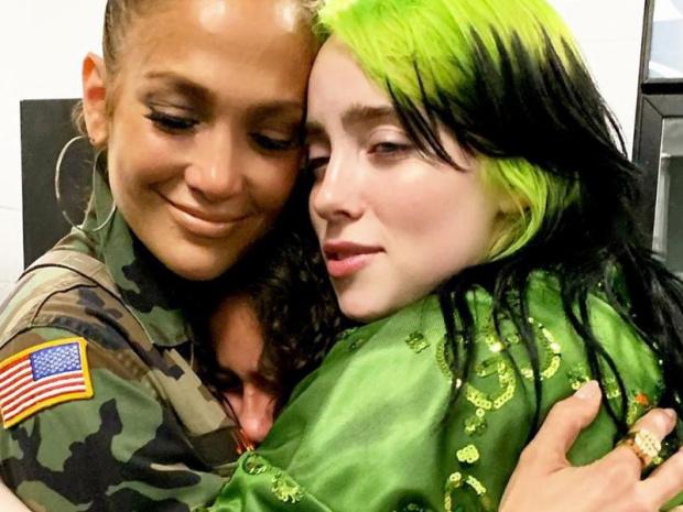J Lo'nun kızı herkesi şaşırttı