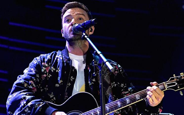 Justin Timberlake birçok konserini daha erteledi.