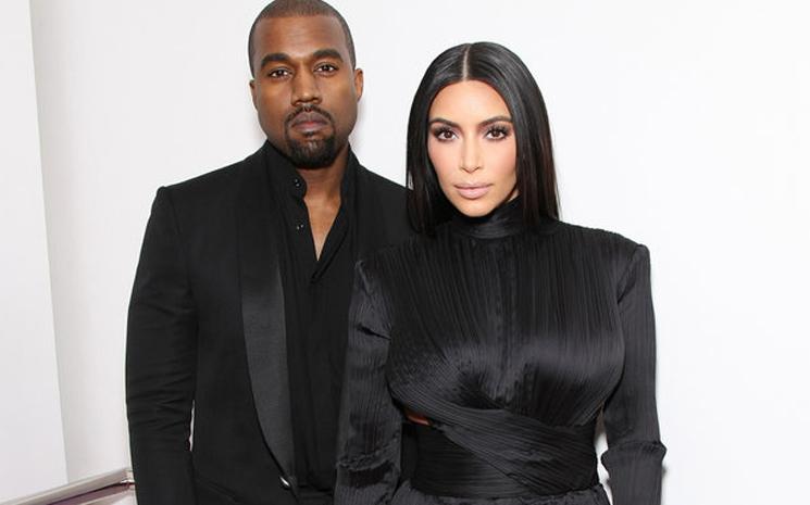 Kanye West ve Kim Kardashian West 4.çocuklarını bekliyor.