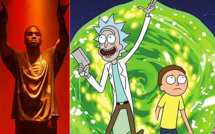 Rick and Morty'den bir haber daha geldi.