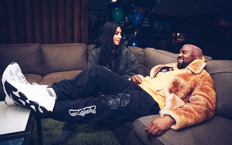 Kardashians & Jenners Kanye West'in doğumgününü kutladı
