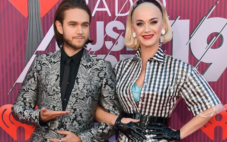 Katy Perry'nin yeni projesine ilgi yağıyor.