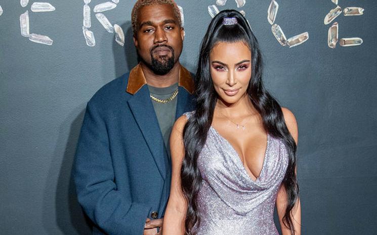 Kim Kardashian ve Kanye West çifti evliliklerinin 5.yılını kutladı.