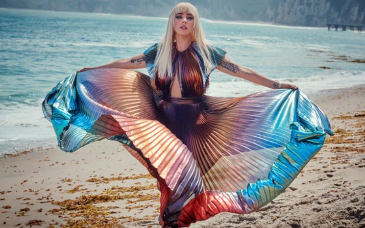 """Lady Gaga 'A Star Is Born\"""" hakkında konuştu."""