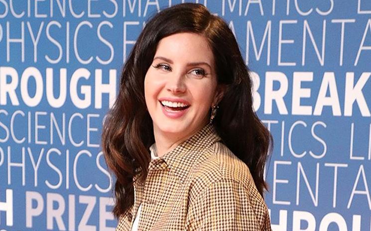 Lana Del Rey Jack Antonoff'un sahnesine dahil oldu