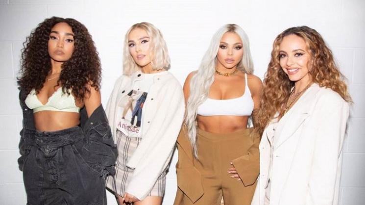 Little Mix Tv şovunun anlaşmasını açıkladı.