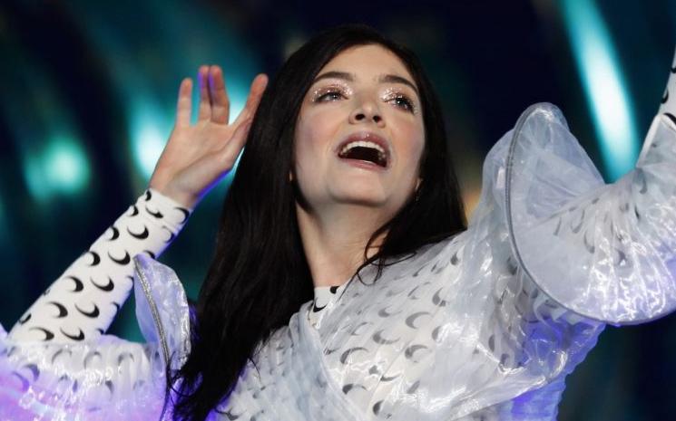 Lorde, yeni albümün sinyallerini verdi