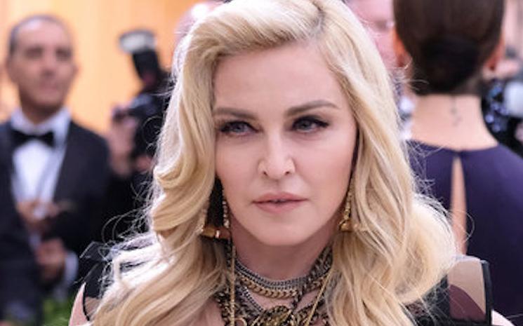 Madonna dün Twitter paylaşımıyla dikkatleri üzerine çekmeyi başardı