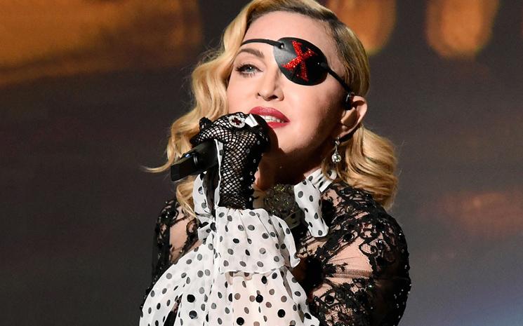 Madonna şimdi de Swae Lee işbirliği şarkısına klip çekti.