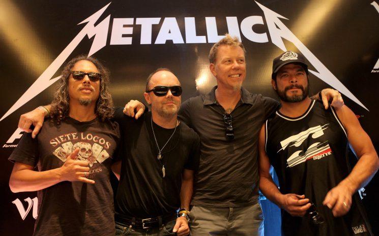 Metallica'dan Garage Inc. albümünün devamı geliyor.