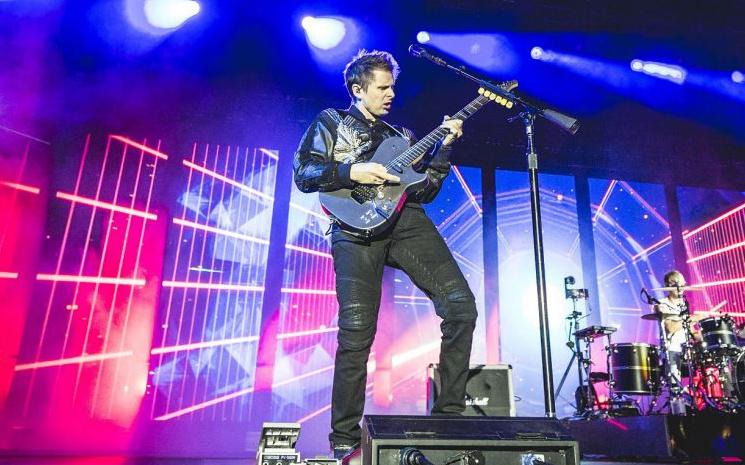 Muse'dan Duran Duran Cover'ı!