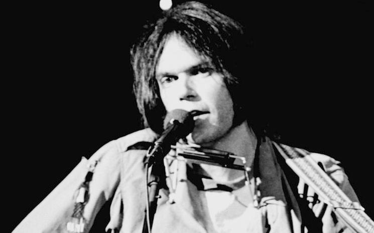 Neil Young'ın 1973 yılı konseri albüm olmaya hazırlanıyor