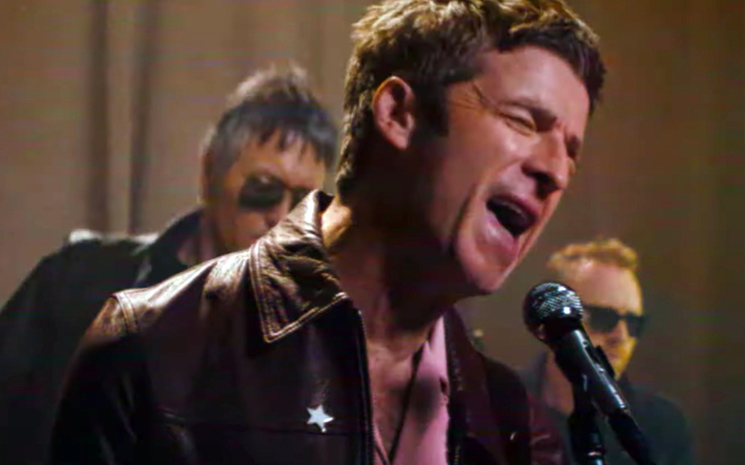 Noel Gallagher'dan klip