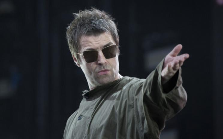 Liam Gallagher Manchester Heaton Park'ta şova hazırlanıyor