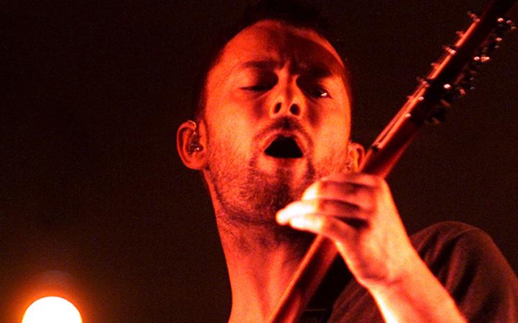 Radiohead, her hafta sonu özel bir t-shirt satacak