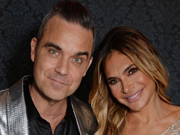 Robbie Williams  koronavirüsden uzak kalabileceği  İsviçre'ye tasındı