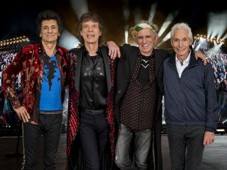 Rolling Stones'tan tehdit