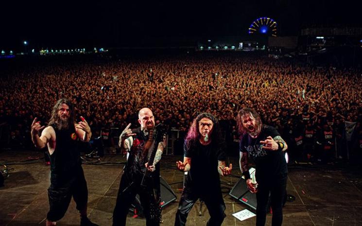 Slayer, Farewell Turnesi'nin bitiş tarihini açıkladı.
