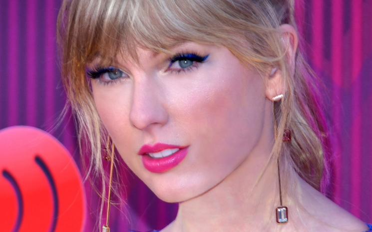 Taylor Swift'ten sürpriz İngiltere Ziyareti