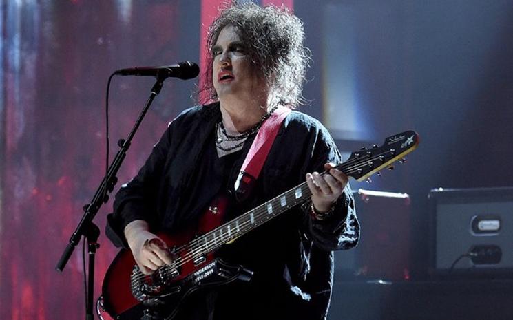 The Cure albümü  özel konseri canlı yayınlanacak