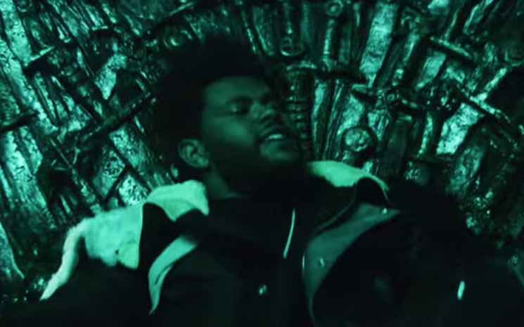 The Weeknd, SZA ve Travis Scott, klip için buluştu