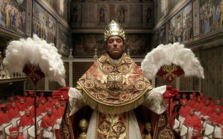 The New Pope'ta iki önemli isim konuk oyuncu olarak karşımıza çıkacak