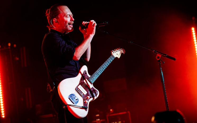 Thom Yorke, 2020 turne tarihlerini duyurdu.