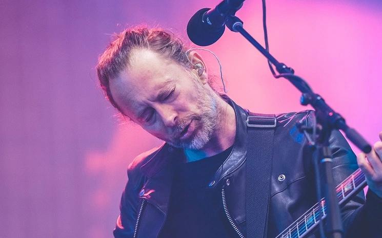Thom Yorke ANIMA isimli projesini 27 Haziran'da yayınlanacak.