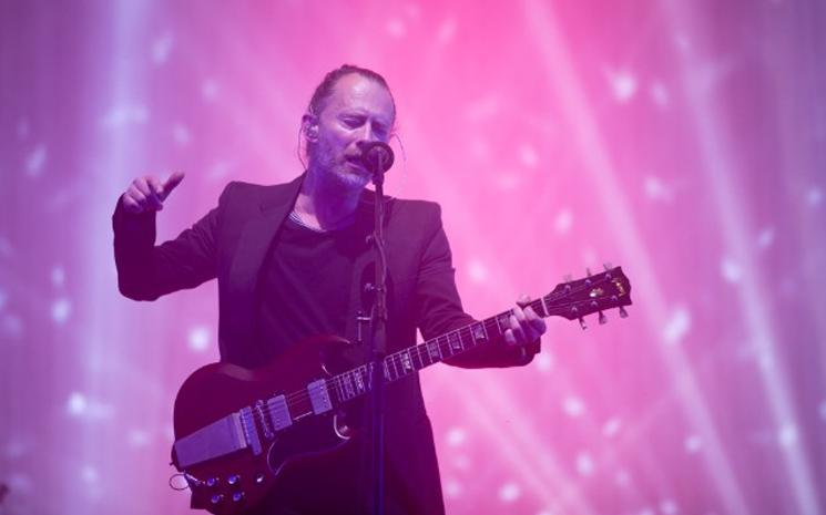 Thom Yorke'un klasik müzik bestesi bu Pazar çıkıyor.