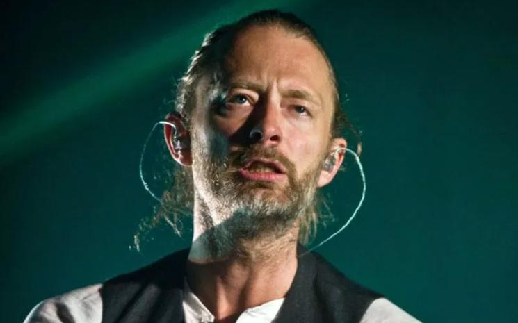 Thom Yorke tarafında hareket var.