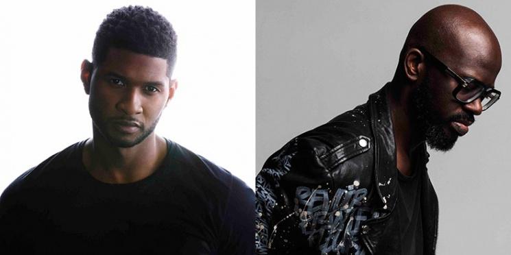 Usher ve Black Coffee yeni bir single yayınladı.