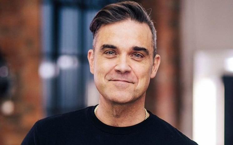 Robbie Williams'ın son albümü 2 numarada