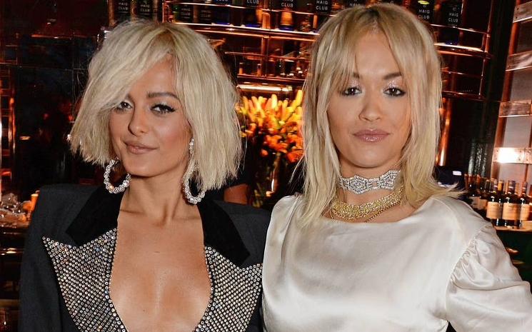 Rita Ora ve  Bebe Rexha'dan yardım sözü