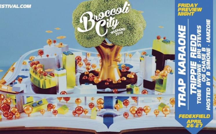 Broccoli Festivali'nin konukları da belli oldu.