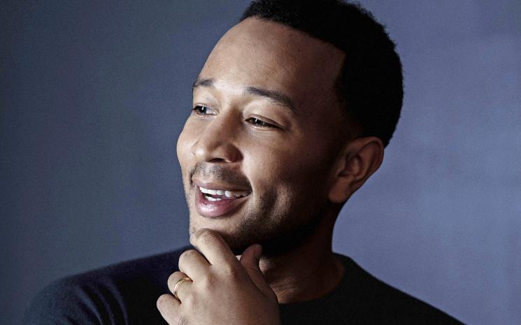 John Legend'ten iki yeni şarkı