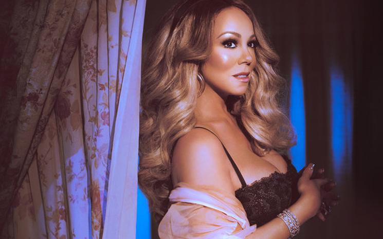 """Mariah Carey, en yeni albümü \""""Caution\""""dan \""""A No No\"""" için şarkı sözlü klip yayınladı."""