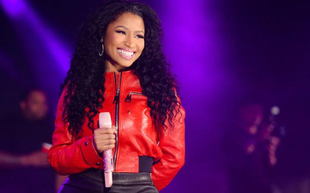 """Nicki Minaj, \""""Chun-Li\"""" isimli şarkısını ilk defa Rolling Loud Festival'de seslendirdi."""