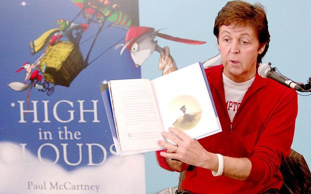 Paul McCartney'den animasyon film