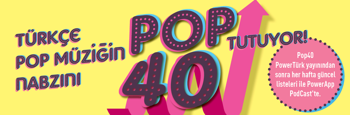 pop40 podcast