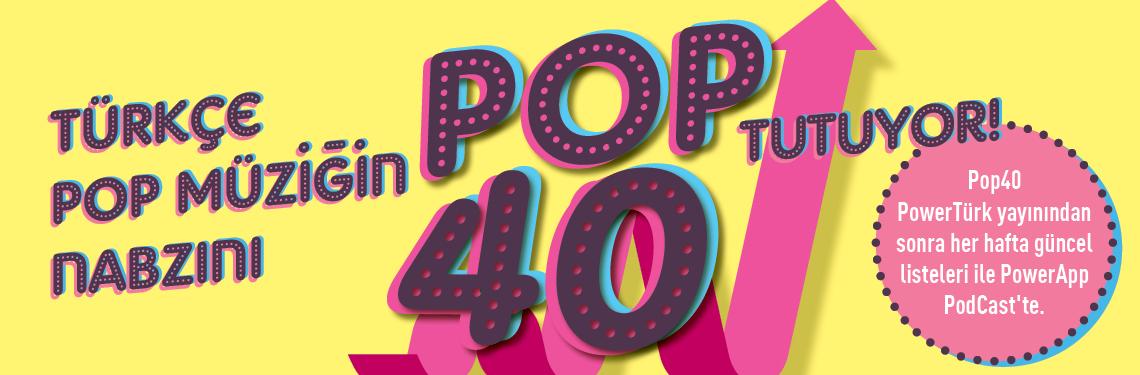 pop40 podcast